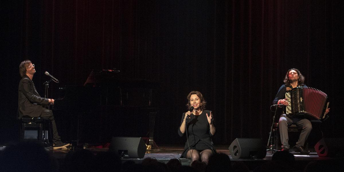 Livestream | Britta Maria presenteert: Aznavour Mon Amour
