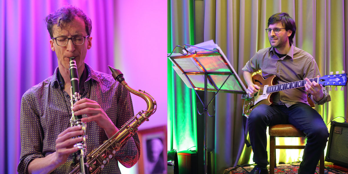 Iman Spaargaren & Guillermo Celano