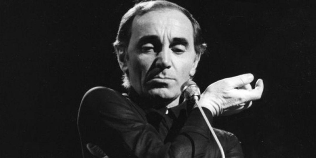 Quatre jours d'Aznavour