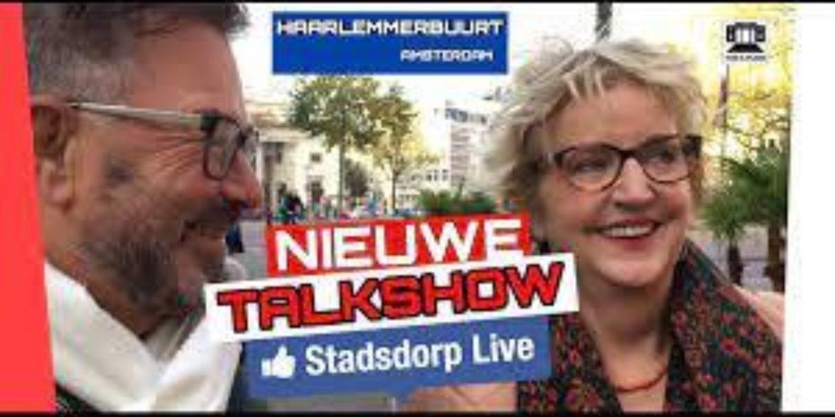 STADSDORP LIVE | VALLEN EN OPSTAAN